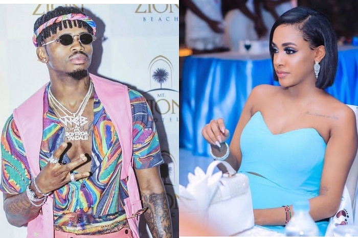 Mama Dangote urges Diamond to marry Tanasha and finally settle. Will he deliver?