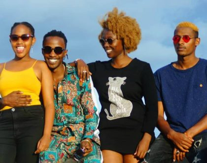 Just Imagine Africa drops new tune titled 'Bangi' and it's a massive hit (Video)
