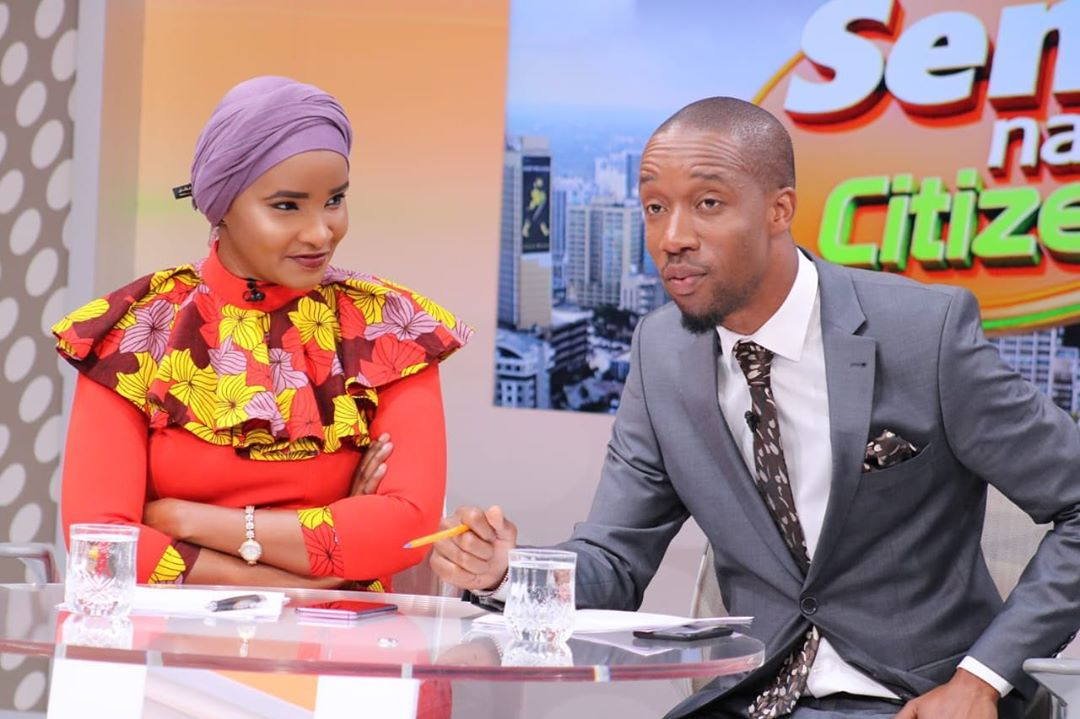 Bitter or sweet? Lulu Hassan opens up about working with her hubby, Rashid Abdalla!