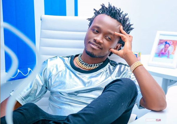 """Nikikufa leo mtatoa wapi story?"" Bahati angrily responds after he is questioned for getting Peter Blessing arrested!"