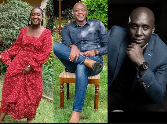 Betty Kyallo´s sister faces off Ken Mijungu and Dennis Okari