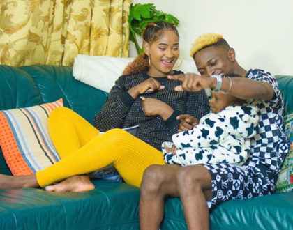 Mr Seed and his wife open up about people insulting their son on social media