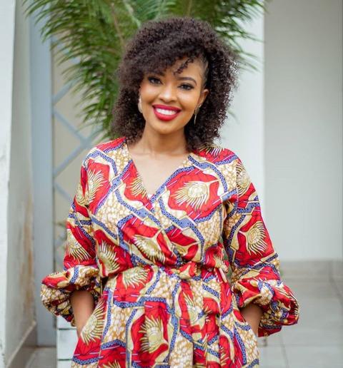 Gospel singer Kambua bids 2019 good bye in one word