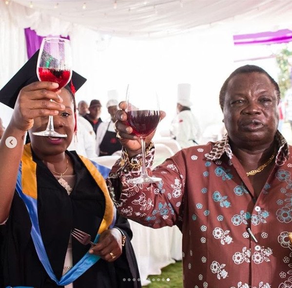 atwoli with his wife mary kilobi