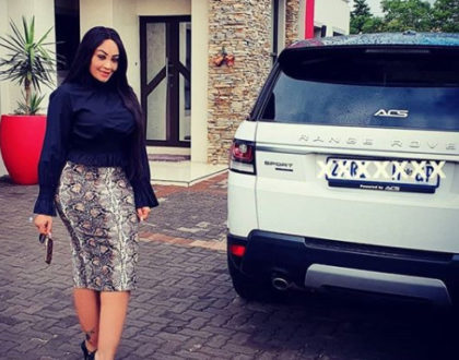 ¨They always eat their vomit back!¨ Zari Hassan ruthlessly claps back at car hire trolls