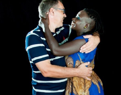 Fans excited as singer, Nyota Ndogo finally reveals their wide age gap
