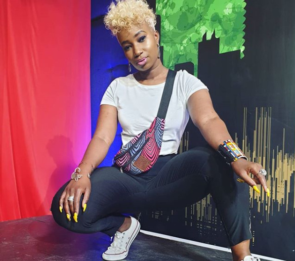 Lanes!! Fans unapologetically clap back at troll for body shaming Tallia Oyando