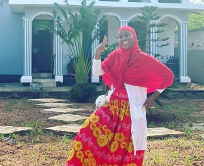 Queen Darleen shows off new palatial home, still under construction [photos]