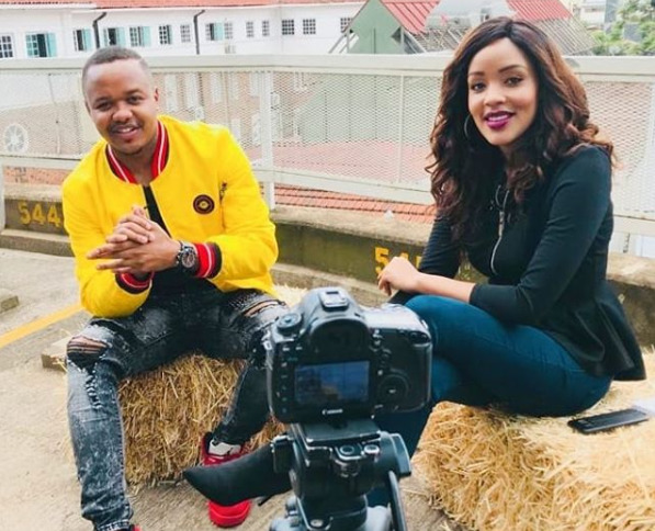 Media siblings, Joey Muthengi and Holy Dave open up on ´weird´ moments while working together