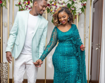 Yes, wedding plans are still on but please be patient with us - Ben Pol insists