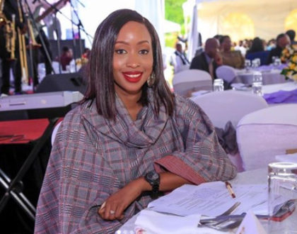 """I used to keep appearances and it got into my head"" Janet Mbugua recalls her struggles with 'perfection'"