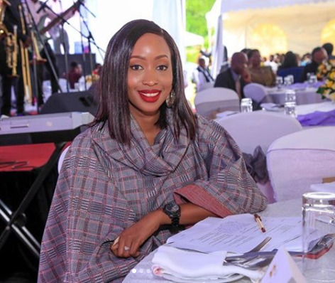 """""""I used to keep appearances and it got into my head"""" Janet Mbugua recalls her struggles with 'perfection'"""