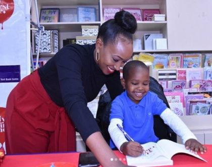 ¨My children have been bringing me closer to God¨ Janet Mbugua attests