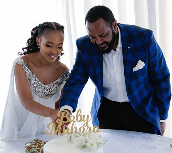 8 years of love: Kambua and husband celebrate wedding anniversary in style!