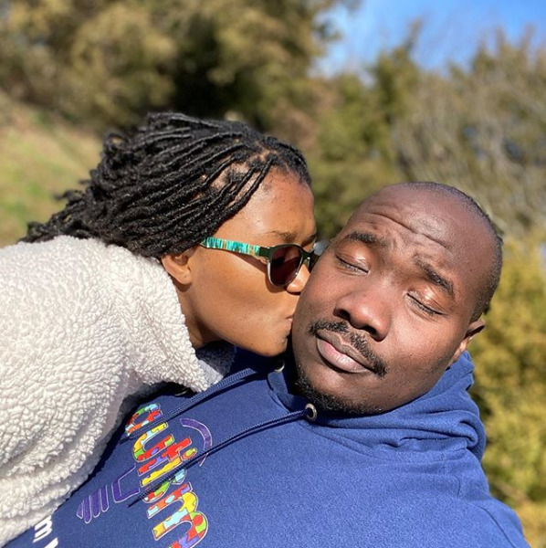 Willis Raburu's wife gets new tattoo in remembrance of their late daughter, Adana!