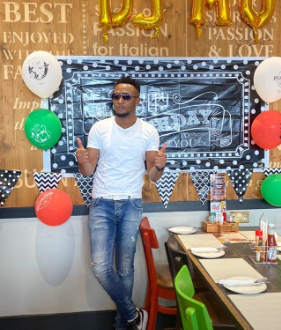 How DJ Mo´s 33rd birthday celebration went down [videos]