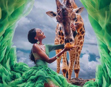 Miss Universe Kenya, Stacy Michuki stuns as cover girl on popular US fashion magazine [photos]