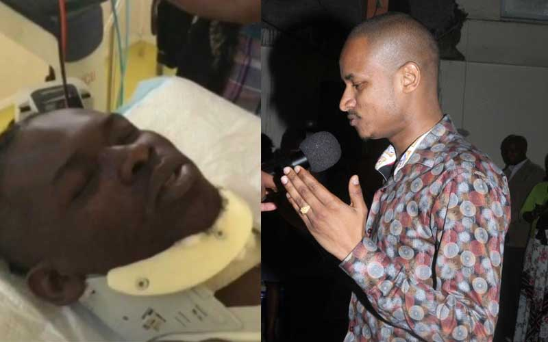 Babu Owino delivers good news on DJ Evolve's health (Interview)
