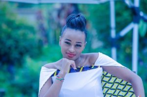 Hellen Muthoni acknowledges God in Mwaminifu
