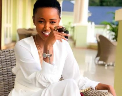 Huddah unveils scary photo from when she was drowning in drug addiction