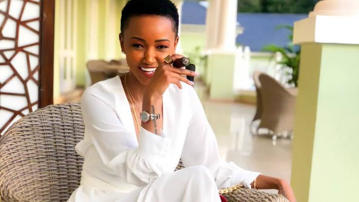 Socialite Huddah: Why women should keep off men with six pack Abs