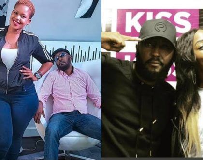 Emerging! Kamene and Kibe earning less than former Kiss FM duo, Adelle and Shaffie