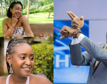 """""""That Somali guy took care of the baby in absence of her biological father!"""" Mercy Kyallo claps back after Ken Mijungu's tribal statement against her sister's new man"""