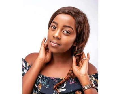 Actress Jackie Matubia confirms their breakup