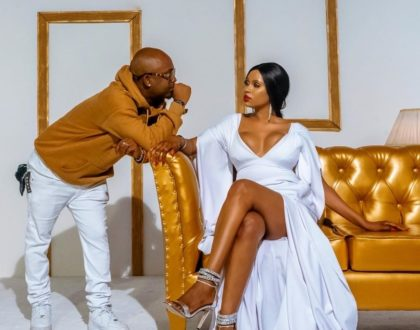 Lulu Diva takes the airwaves with Mr Blue on Naogopa