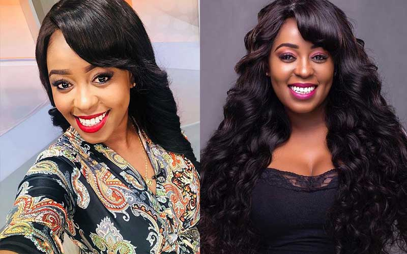 Check out Lilian Muli´s new hairstyle that is turning heads [photo]