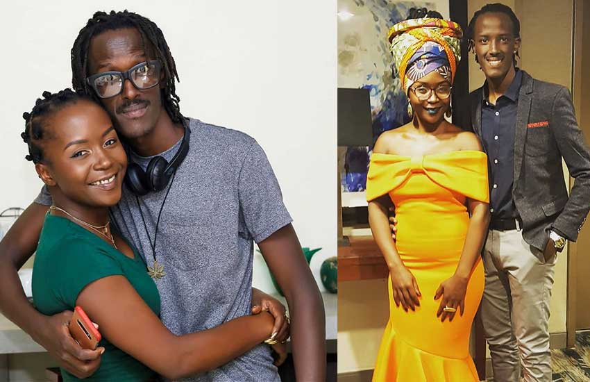 ¨Dating her is like sitting an exam daily¨ Anne Kansiime´s young lover confesses