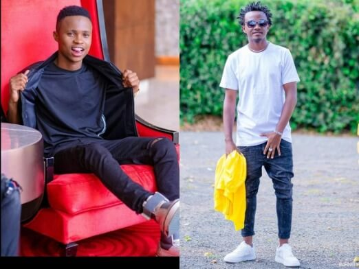¨I hold no grudges¨ Peter Blessing´s humbling message to Bahati, soon after his release