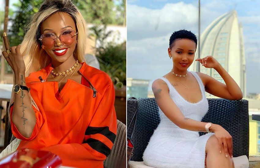 ¨Nothing about a man really surprises me now. I´ve seen it all!¨ Huddah Monroe´s blatant confession
