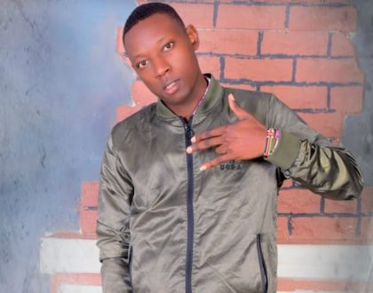 Kenya's next biggest rapper Kaka B drops new jam 'Ningeweza' and we love it (Video)