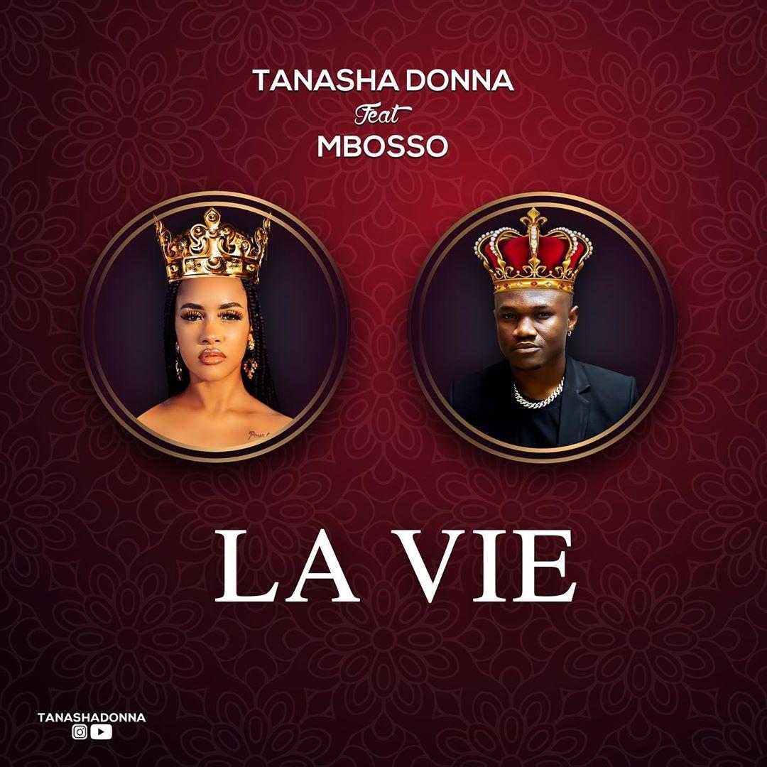 Tanasha and Mbosso