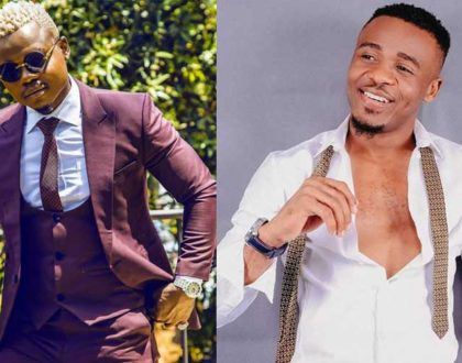 ¨I am open to work with Ali Kiba¨ Harmonize confirms