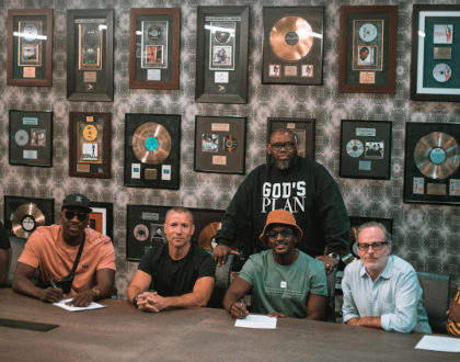 Sauti Sol sign exclusive recording deal with world leading, Universal Music Africa