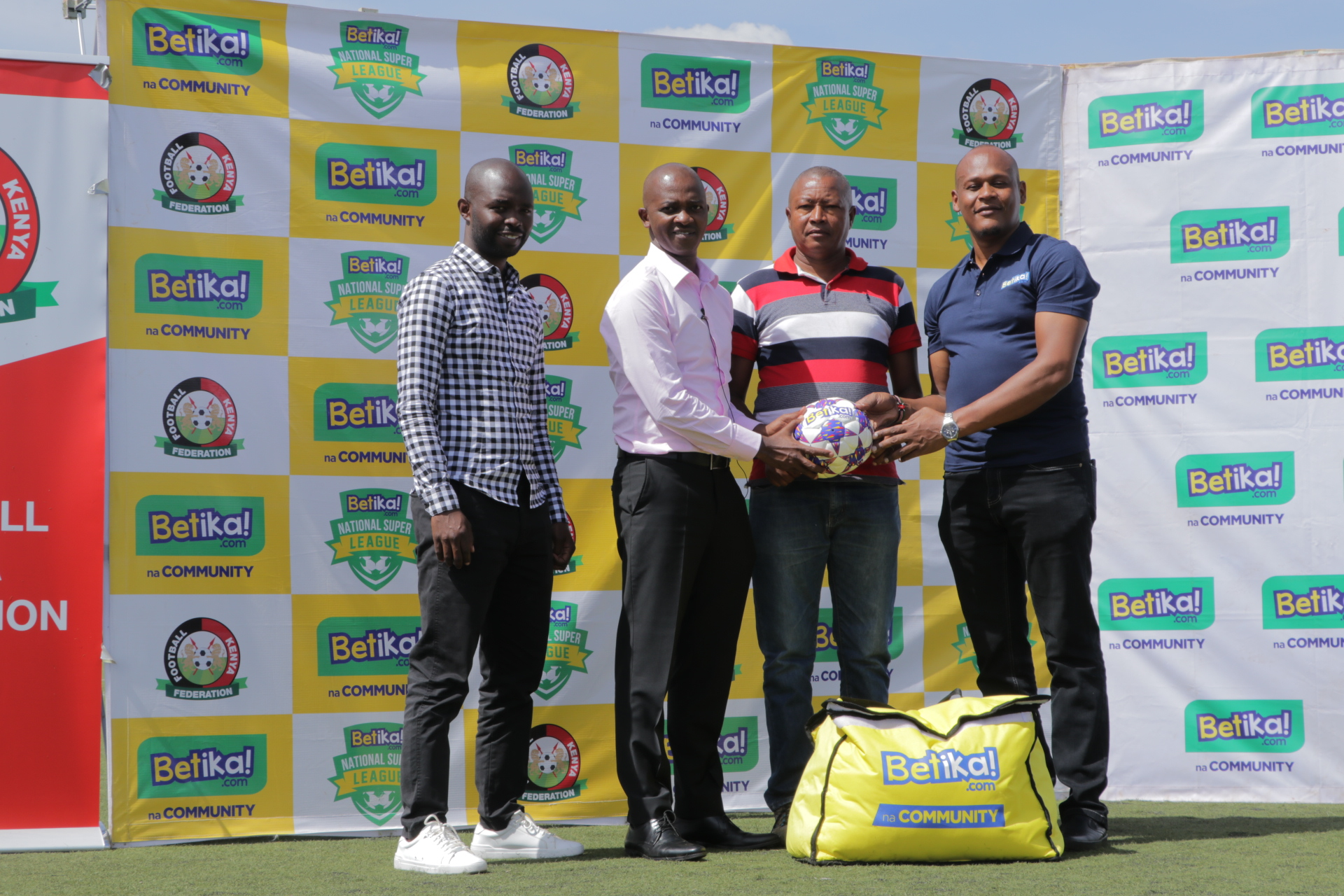 The Betika National Super League gets a surprise Kes. 2 million boost from the gaming giant!