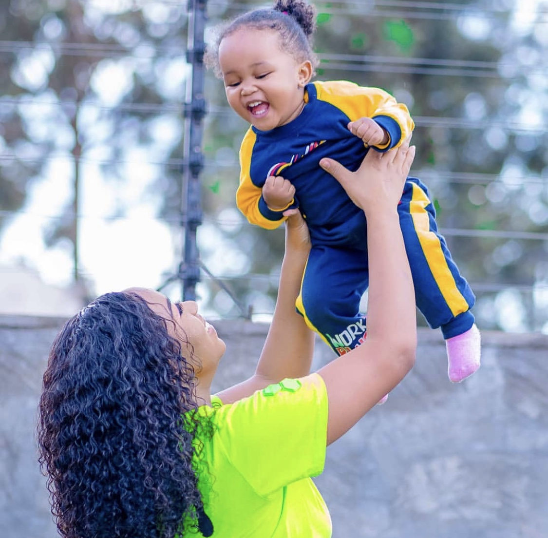 Diana Marua's special message to baby Heaven as she celebrates 2nd birthday!