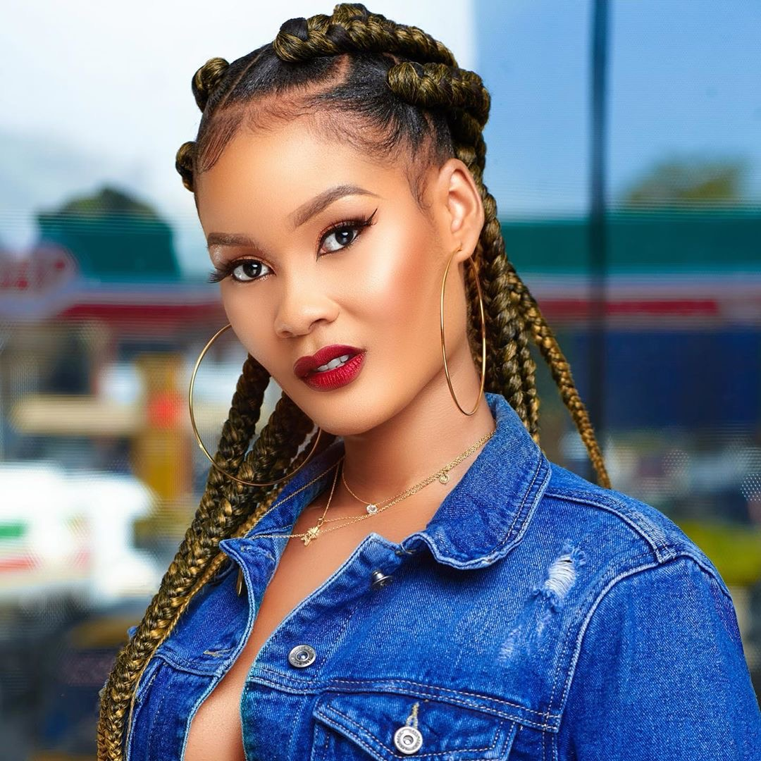 Why Hamisa Mobetto cosying up to Naija businessman is a big deal