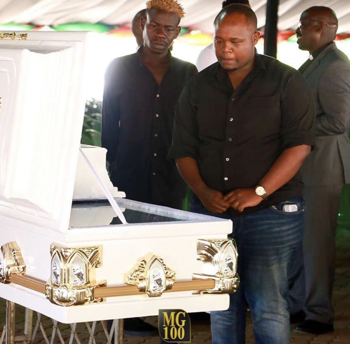 Photos from the late Papa Dennis' funeral service