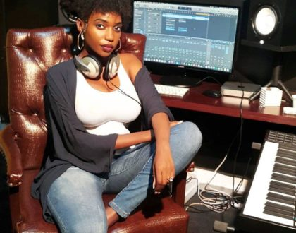 Cashy Karimi Needs To Stop Sharing Her Issues With Khaligraph Jones