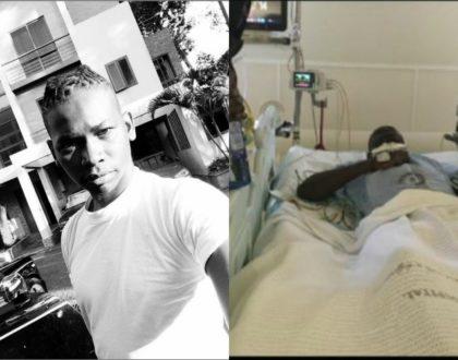 DJ Evolve´s escalating hospital bill, worries his parents