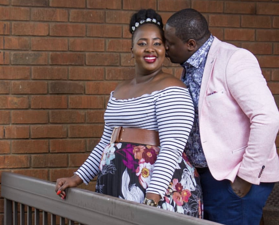Milly Chebby emotional post to her husband, Terence Creative