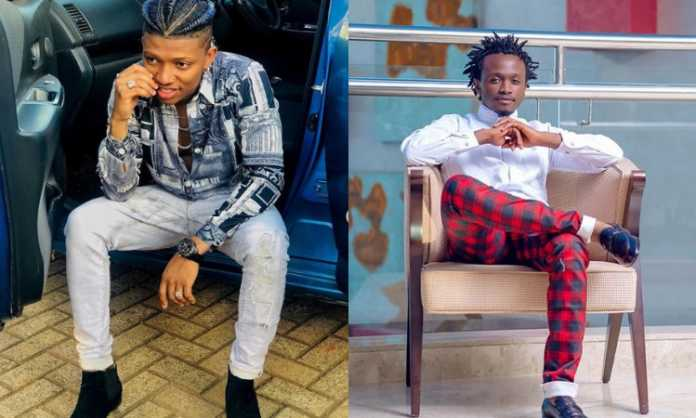 Masterpiece and Bahati cross-dressing is a hint of deeper proclivities