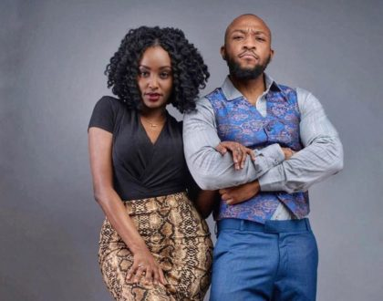 Frankie finally shares his side of the story after break up with baby mama, Maureen Waititu