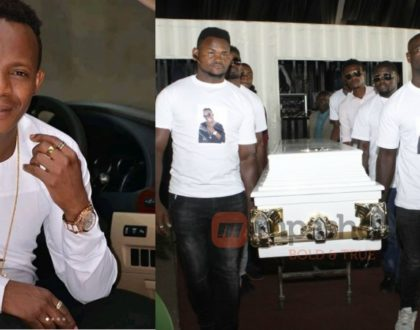 ¨If only he could wake up...¨ Kenyans blast fellow gospel artistes for missing Papa Dennis´ burial