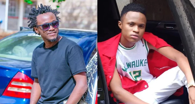 Bahati mishandled my mother - Peter Blessing opens up