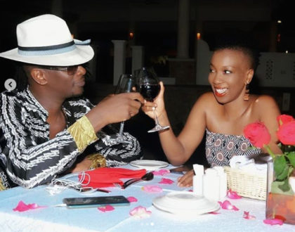 Nameless sweeps Wahu off her feet in recent Pre-Valentine´s baecation [photos]