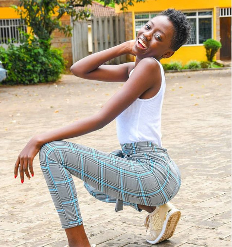 Akothee and MCA Tricky´s reactions to Rue baby grinding on Kizz Daniel